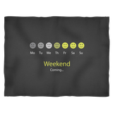 Weekend Coming Blanket