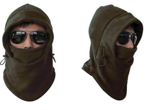 Fashion Fleece Thermal Balaclava