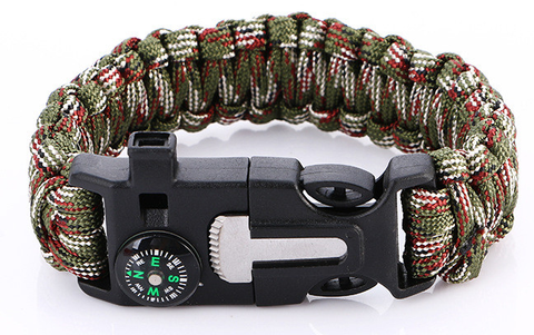 Fashion Survival Bracelet