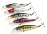 Super Price fishing tackle 3D eyes Minnow fishing lures