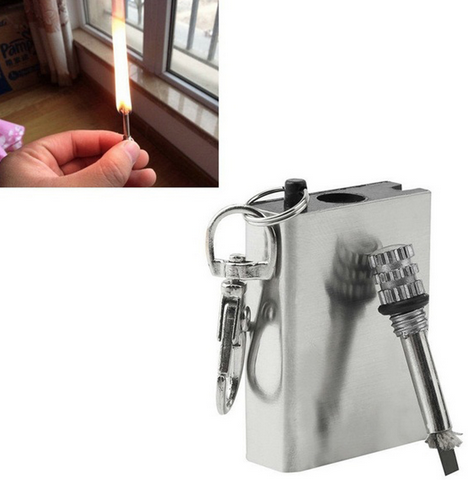 Emergency Flint Fire - Starter Free + Shipping