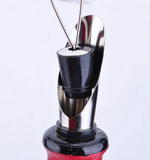 Wine Pourer and Stopper, - FREE + Shipping
