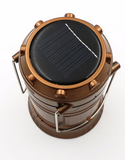 Solar Multipurpose Telescopic Emergency Lantern and Flashlight