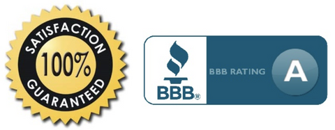 ** We have been a BBB Accredited business since July 2010 **