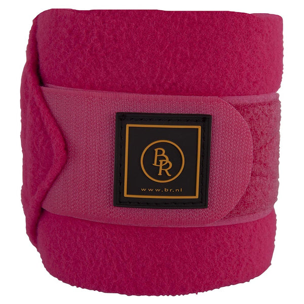 BR Fleece Bandages Event Bright Pink