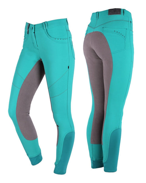 QHP Aileen Breeches Full Seat