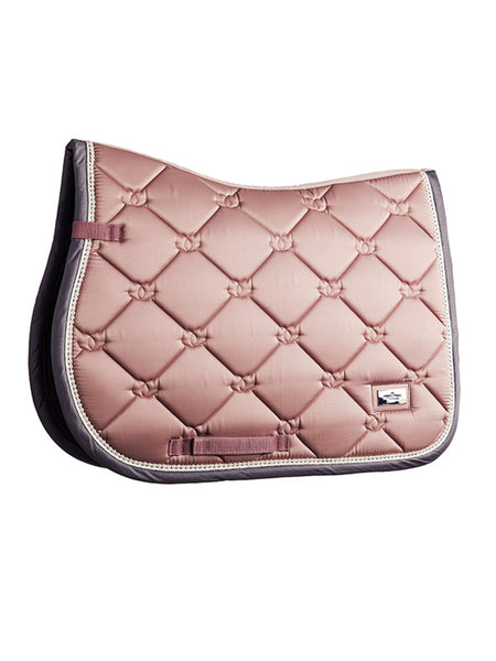 Equestrian Stockholm Pearl Pink Saddle Pad Canada