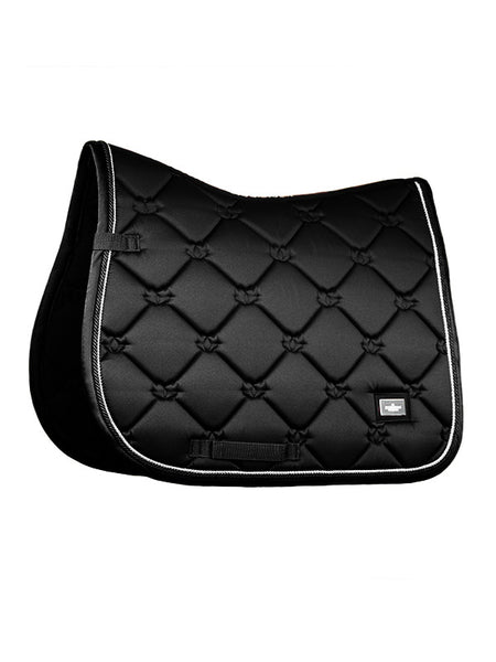 Equestrian Stockholm Black Edition Saddle Pad Canada