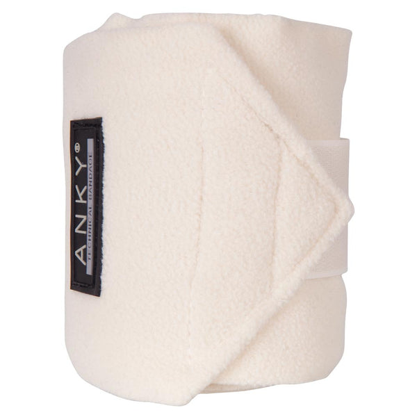 ANKY off-white cream fleece bandages Canada