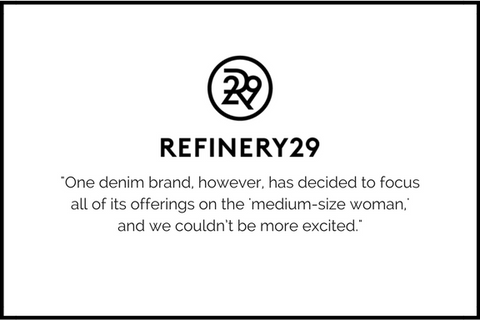 Refinery29 Coco Cooper Denim