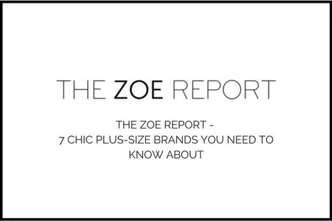 The Zoe Report Coco Cooper Denim