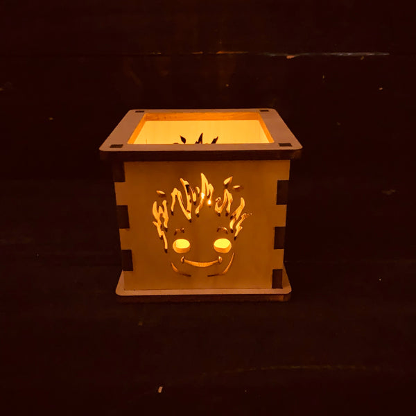 Baby Groot - Tea Light Holder
