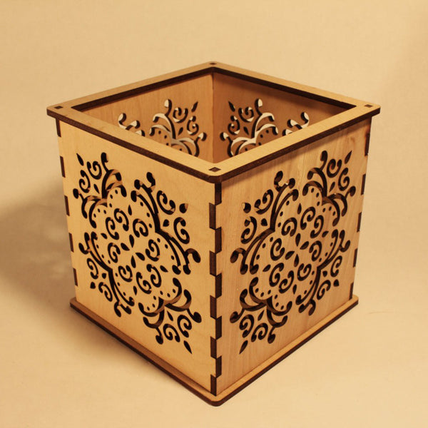 Filigree - Candle Holder