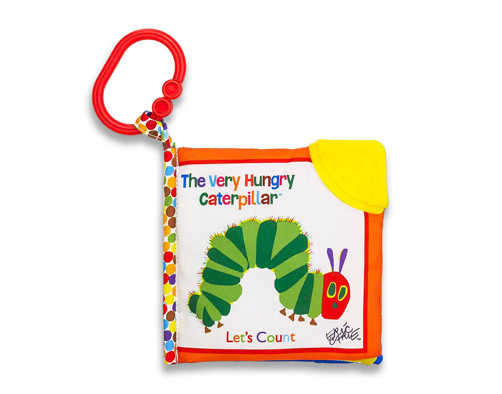 The Very Hungry Caterpillar Soft Book