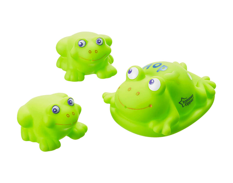 Bath Time Frog Squirts (3 Pack)