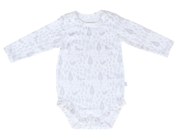 Marquise Nature Long Sleeve Bodysuit (Size 3-6m)