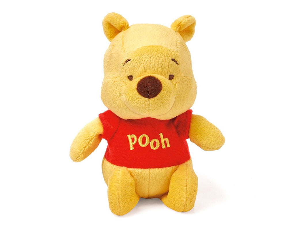Winnie the Pooh Plush Toy with Jingle