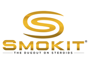 Smokit logo - the dugout on steroids