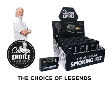 Smokit Chong's Choice