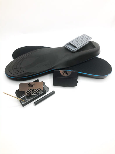 "Two Black 2"" Smokits with free Storage Soles"