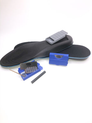 "Two Blue 2"" Smokits with free Storage Soles"