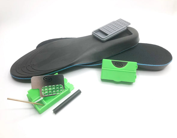 "Two Green 2"" Smokits with free Storage Soles"