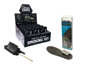 Chong's Choice Smokit and Storage Soles Bundle