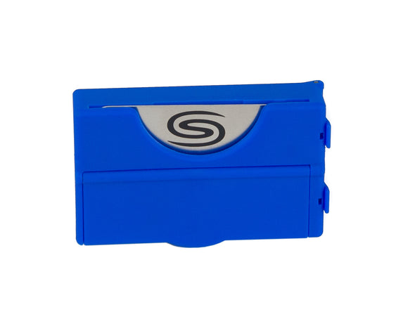 All in One Smokit 2 inch With Metal Pipe - Blue
