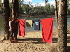 Camping Clothesline