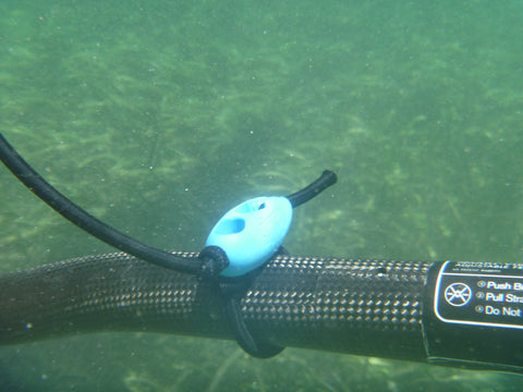 The Shockloc Paddle Leash / Tether uses 100% Australian made marine grade shock / bungee cord