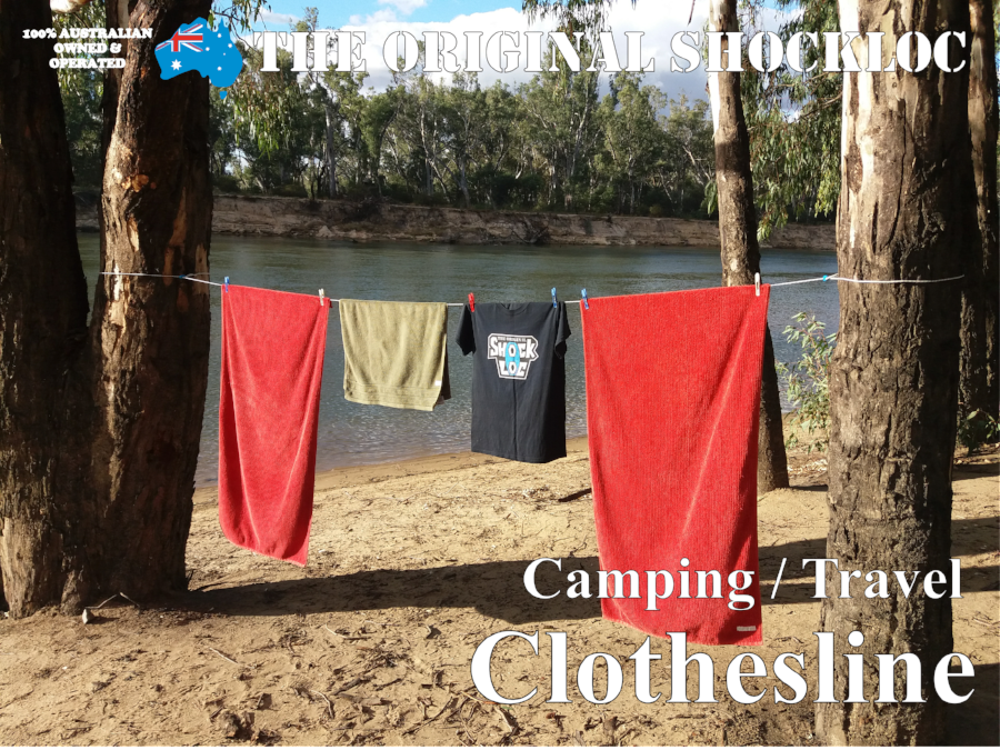 Travel / Camping Clothesline