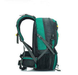 Multi-Functional Nylon Backpack (50L)