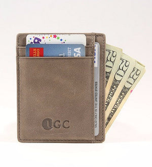 UGC Slim Leather Wallet