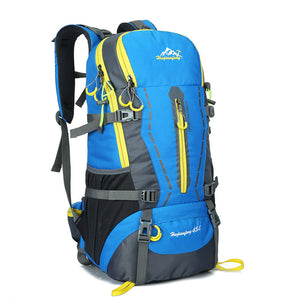 Camping Style Nylon Backpack (45L)