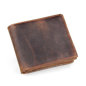 Bifold Wallet - JMD Heavy Duty Leather Wallet