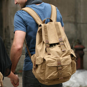 UGC Ultimate Canvas Backpack