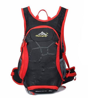Flexible Biking Nylon Backpack (20L)