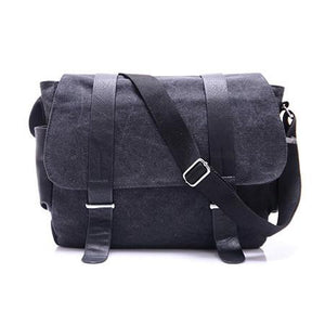 Ultra Slim Canvas Messenger