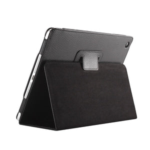 Smart Stand Holder Folio Case For iPad