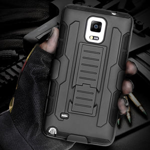 Military Armor Kickstand Cover Phone Case For iPhone