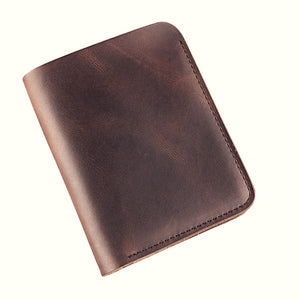 Hand made Genuine Leather Wallet