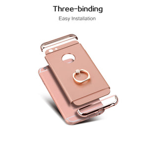 Aluminium Metal Ring Holder iphone case