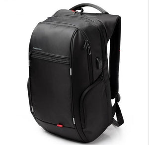 Slim Professional Nylon Backpack