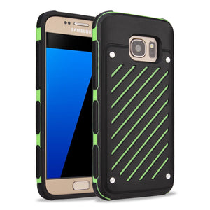 Samsung Case - Black Pattern Samsung Case