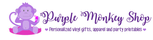 Purple Monkey Shop