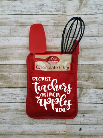 Pot Holder Teacher Gift