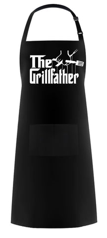 The Grillfather Dad | Father's Day Apron