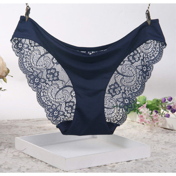 Women's Sexy Lace Panties lingerie Underwear Briefs