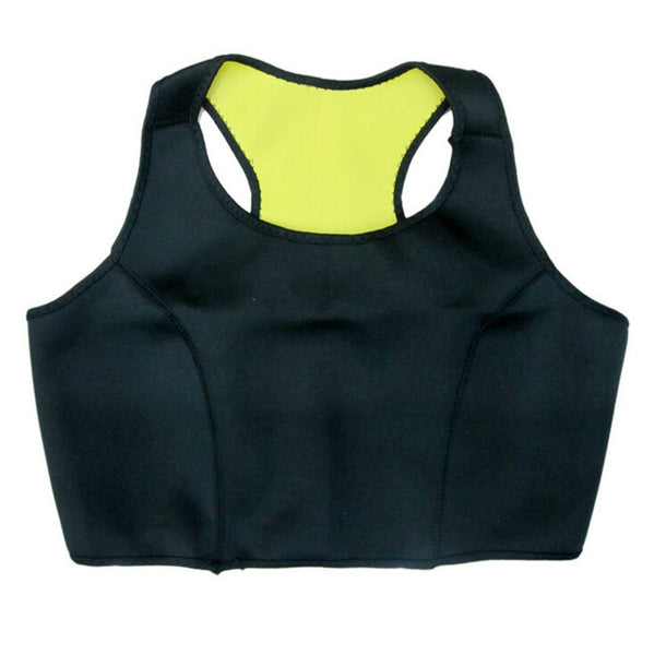 Body shaping vest,Tight-fit fitness warm-up sports vest body shaping female sports bra yoga