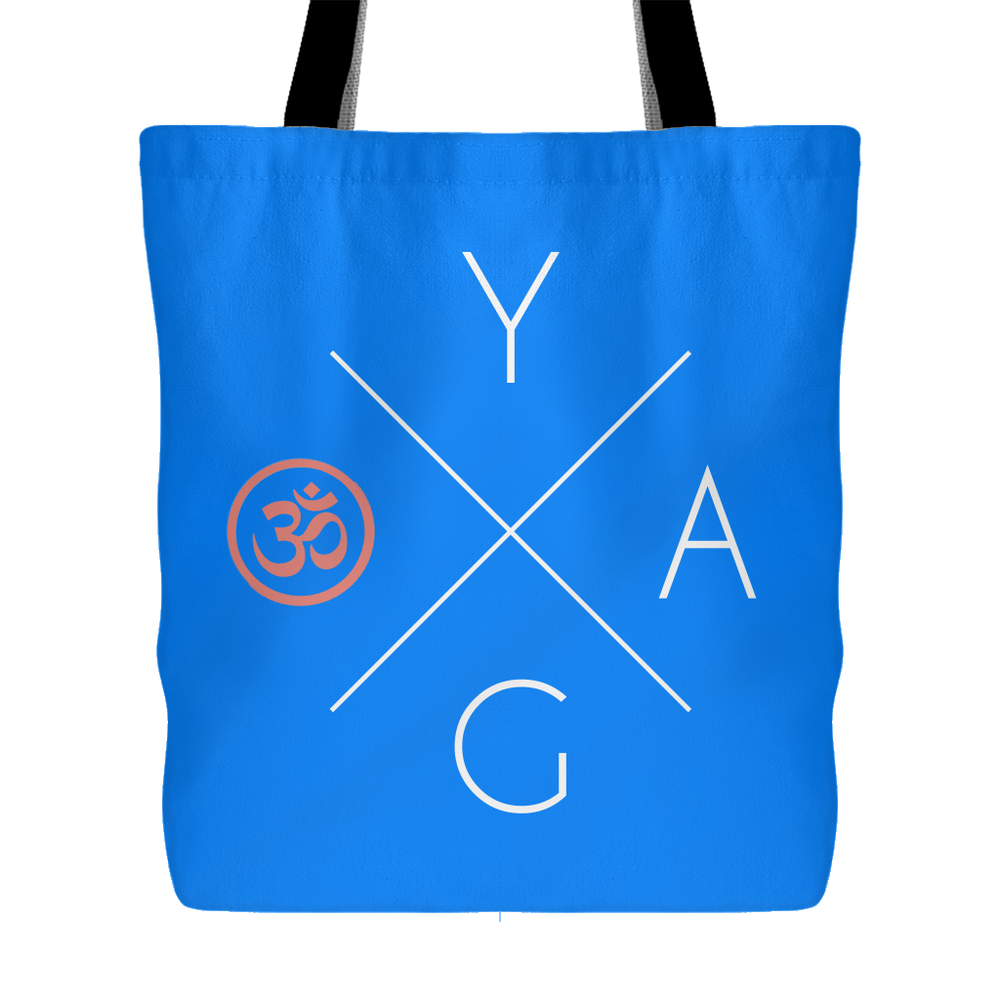 """Yoga"" Everything Tote"